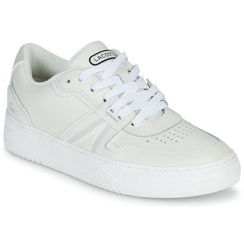 Shoes Women Low top trainers Lacoste L001 0321 1 SFA White