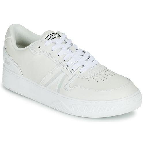 Shoes Men Low top trainers Lacoste L001 0321 1 SMA Beige