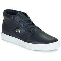 Shoes Men Hi top trainers Lacoste GRIPSHOT CHUKKA 03211 CMA Marine