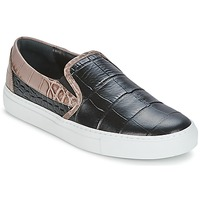 Shoes Women Slip ons Sonia Rykiel Sonia By - Sketch202 Black / TAUPE
