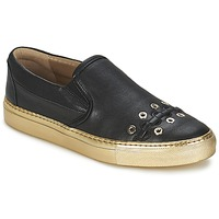 Shoes Women Slip ons Sonia Rykiel MINI ŒILLETS Black