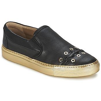 Shoes Women Slip-ons Sonia Rykiel MINI ŒILLETS Black