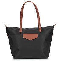 Bags Women Small shoulder bags Hexagona POP Black / Brown
