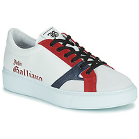 Shoes Men Low top trainers John Galliano MISSISSIPPI Multicolour