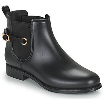 Shoes Women Wellington boots Be Only ZORA Black