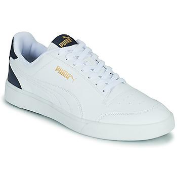 Shoes Men Low top trainers Puma SHUFFLE White / Blue