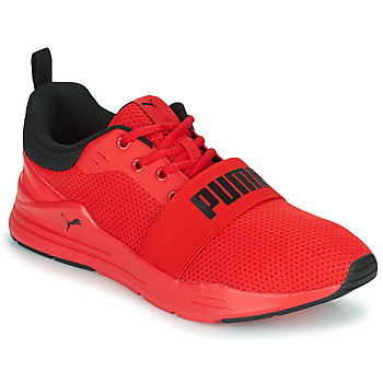 Shoes Men Low top trainers Puma WIRED Red / Black