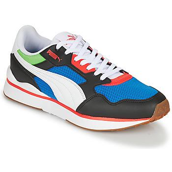 Shoes Men Low top trainers Puma R78 Multicolour