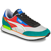 Shoes Men Low top trainers Puma FUTURE RIDER TWOFOLD Multicolour