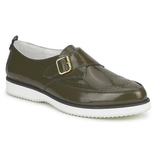 Shoes Women Loafers McQ Alexander McQueen 308658 Green