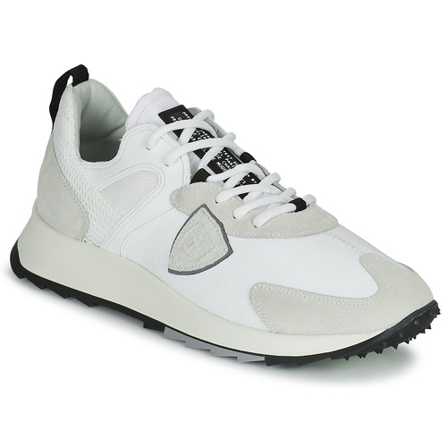 Shoes Men Low top trainers Philippe Model ROYALE LOW MAN White