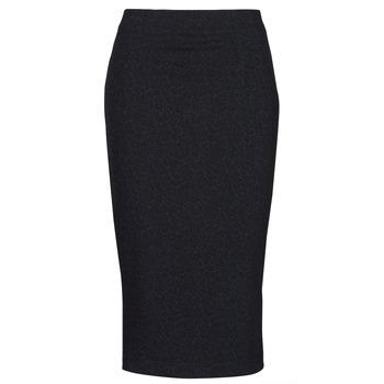Clothing Women Skirts Guess ANITA SKIRT Leopard