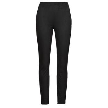 Clothing Women Leggings Guess MAYA LEGGINGS Black