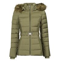 Clothing Women Duffel coats Guess CLAUDIA DOWN JACKET Kaki