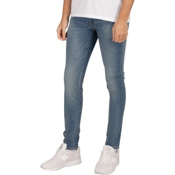 Clothing Men Jeans Levi's Skinny Taper Jeans blue