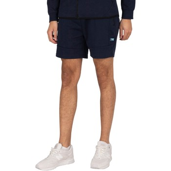 Clothing Men Shorts / Bermudas Jack & Jones Air Sweat Shorts blue