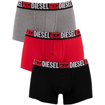 Underwear Men Boxer shorts Diesel 3 Pack Damien Trunks multicoloured
