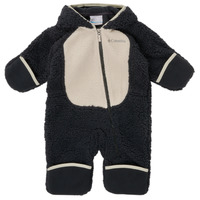 Clothing Children Jumpsuits / Dungarees Columbia FOXY BABY Grey / White