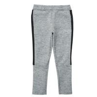 Clothing Boy Tracksuit bottoms Puma EVOSTRIPE PANT Grey