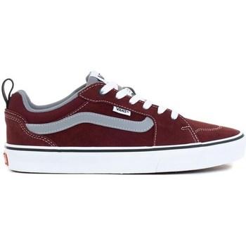 Shoes Low top trainers Vans Filmore Black, Grey