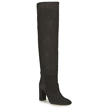 Shoes Women High boots Jonak CANVA Black