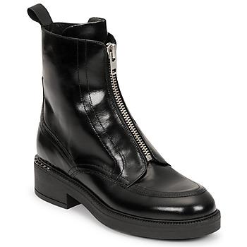 Shoes Women Mid boots Jonak ARIETTE Black