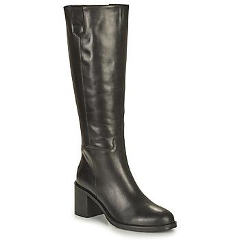 Shoes Women High boots Jonak DEZA Black