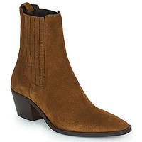 Shoes Women Ankle boots Jonak BIRMAN Brown