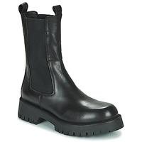 Shoes Women Mid boots Jonak RIDLE Black