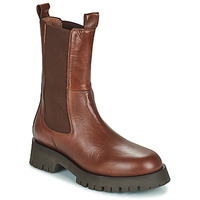 Shoes Women Mid boots Jonak RIDLE Brown