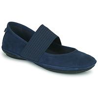 Shoes Women Flat shoes Camper RIGHT NINA Blue