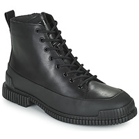 Shoes Men Mid boots Camper PIX Black