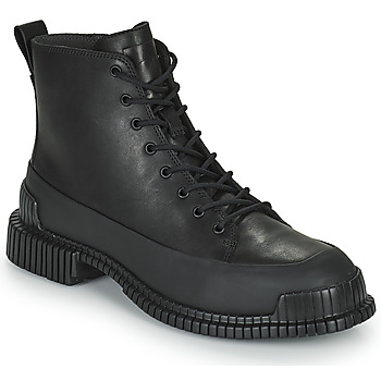 Shoes Women Mid boots Camper PIX Black