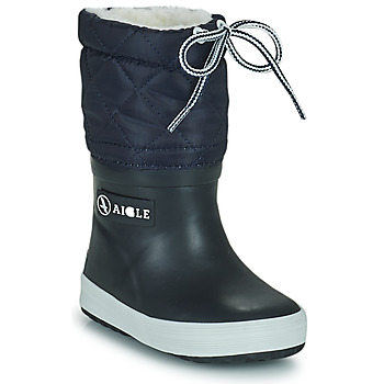Aigle  GIBOULEE  girls's Children's Snow boots in Blue