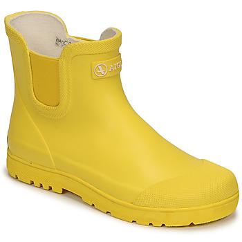 Shoes Children Wellington boots Aigle CHELSEA 2 Yellow