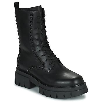 Shoes Women Mid boots Ash LIAM Black