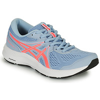 Shoes Women Running shoes Asics GEL CONTEND 7 Grey / Coral