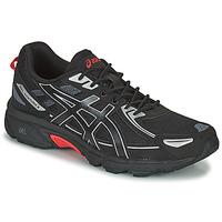 Shoes Men Low top trainers Asics GEL-VENTURE 6 Black