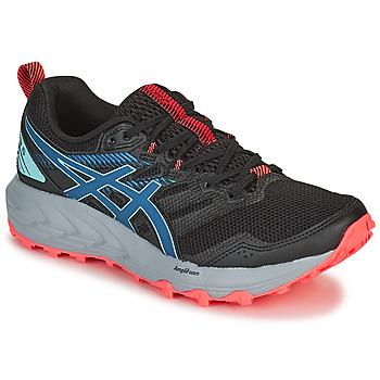 Shoes Women Running shoes Asics GEL-SONOMA 6 Black / Blue / Pink