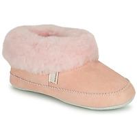 Shoes Girl Slippers Shepherd PITEA Pink