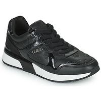 Shoes Women Low top trainers Guess MAYBEL Black
