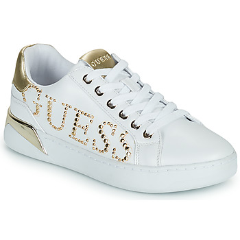Shoes Women Low top trainers Guess RORII White