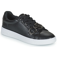 Shoes Women Low top trainers Guess BABE Black