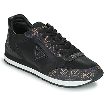Shoes Men Low top trainers Guess NEW GLORYM Brown