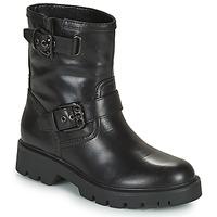Shoes Women Mid boots Guess RAHIMA Black