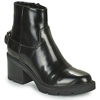 Shoes Women Mid boots Guess TEJANA Black
