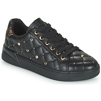 Shoes Women Low top trainers Guess REEA Black