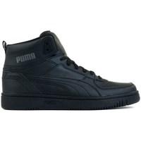 Shoes Men Mid boots Puma Rebound Joy Black