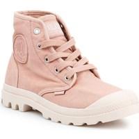 Shoes Women Hi top trainers Palladium US Pampa HI Pink