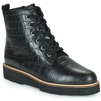 Shoes Women Mid boots Ravel MAYA Black